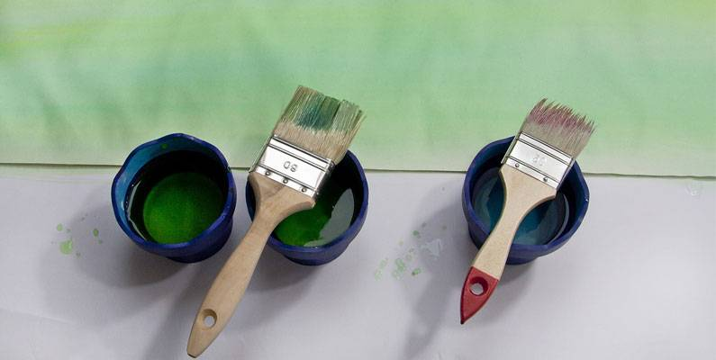 Types Of Paint And Finish