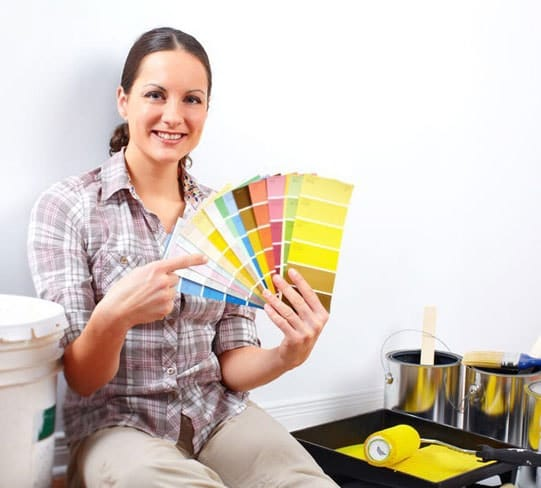 Choosing A Paint Color Is Part Of Your Decorating Decision